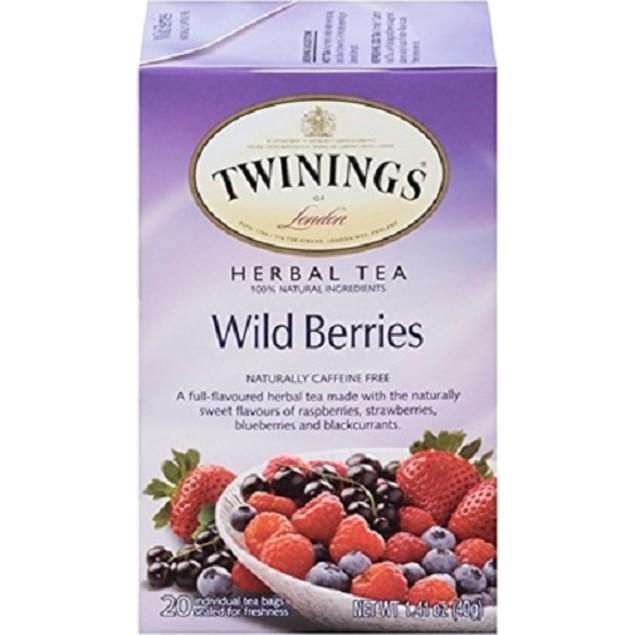 Twinings Of London Wild Berries Herbal Tea