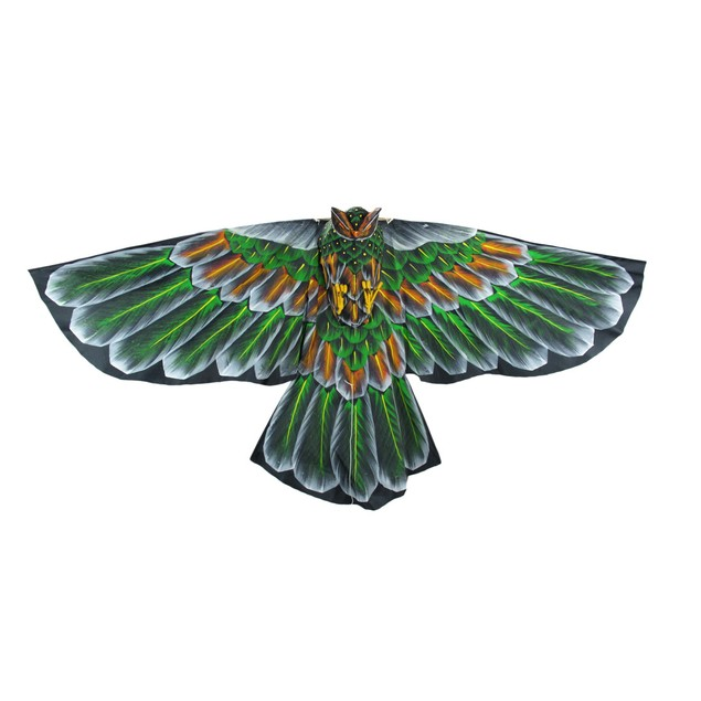 Owl Decorative Wall Hanging Kite Wall Sculptures