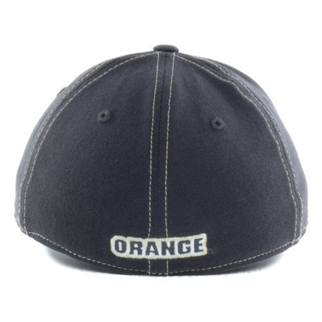 """Syracuse Orange NCAA TOW """"Slate"""" Stretch Fitted Hat"""