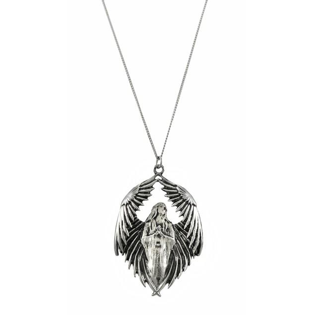 Anne Stokes Carpe Noctum `Prayer For The Fallen` Womens Pendant Necklaces