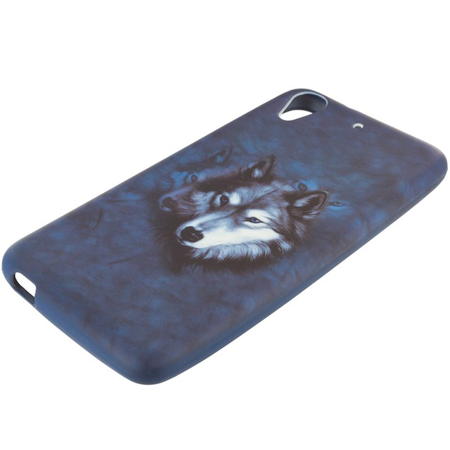 HTC HTC Desire 626 / 626s TPU Design Rubber Skin Case Cover