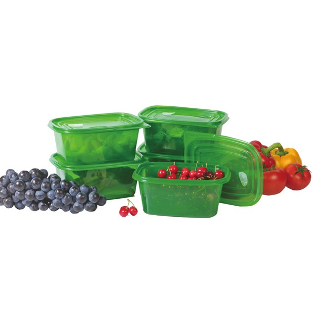 50 Piece Always Fresh Air Lock Food Container Set