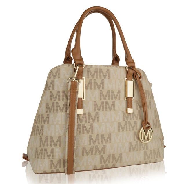 MKF Collections Jaleah M Signature Satchel by Mia K. Farrow
