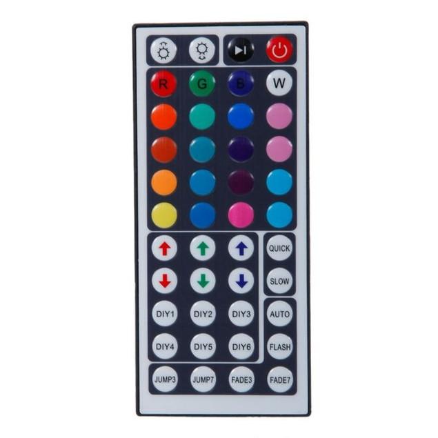 16-foot RGB Multi-Color LED Light Strip Starter Kit
