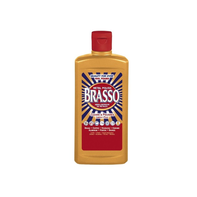 Brasso Metal Polish Cleaner Brass Copper