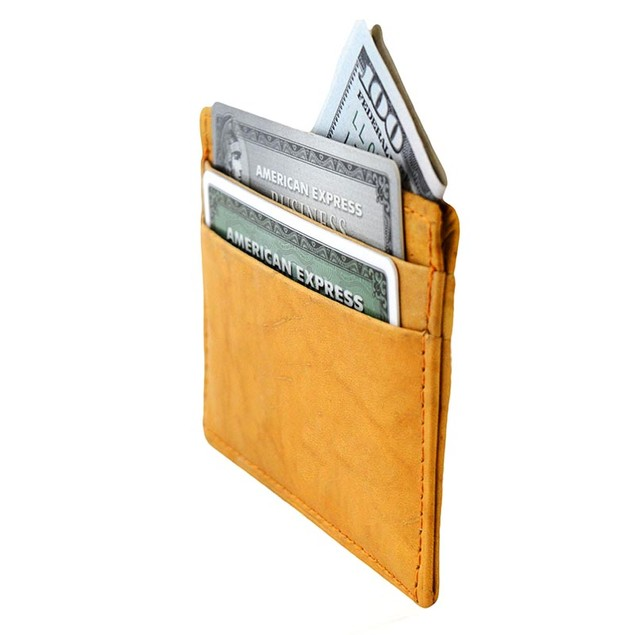 AFONiE Slim Leather Wallet