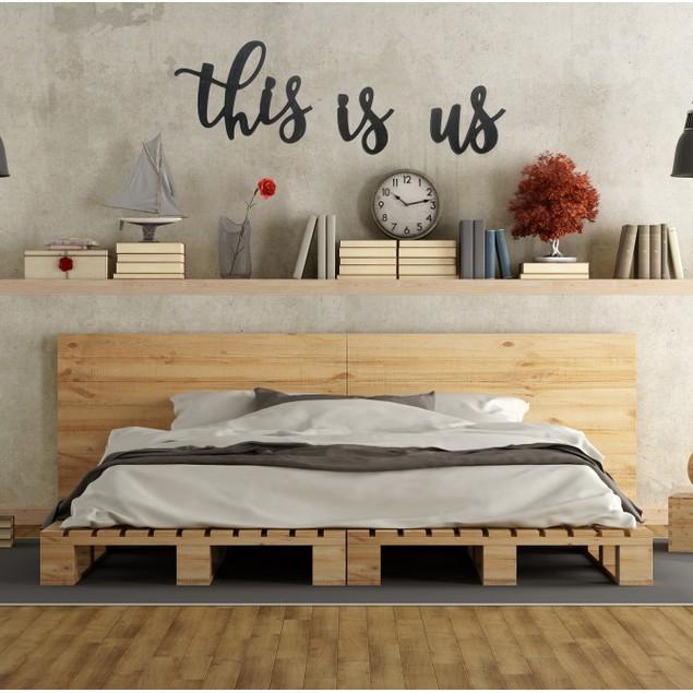 Oversized Unfinished Wood Cutouts