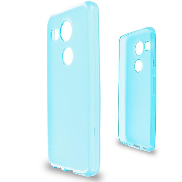 LG Google Nexus 5X TPU Rubber Case Cover