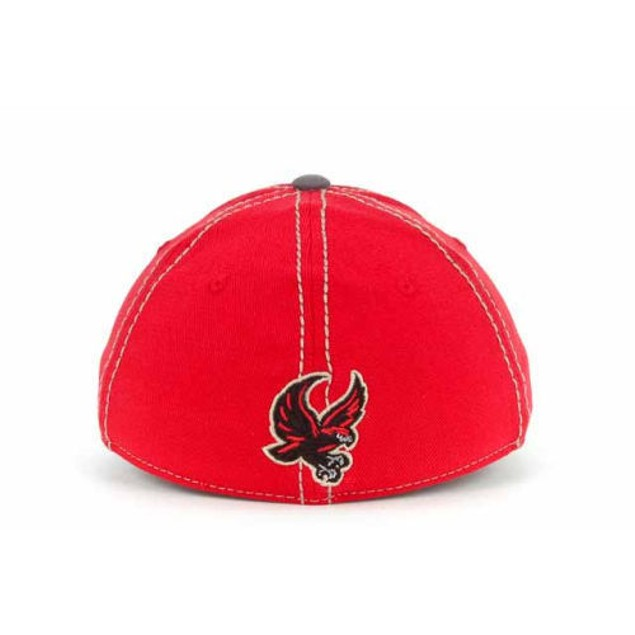 "Utah Utes NCAA TOW ""Guru"" Stretch Fitted Hat"
