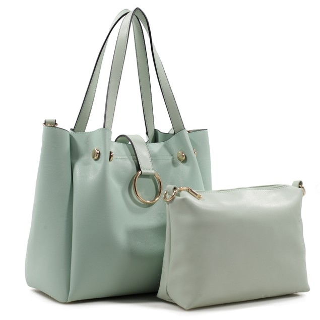 MKF Collection Callie Satchel Handbag by Mia K. Farrow