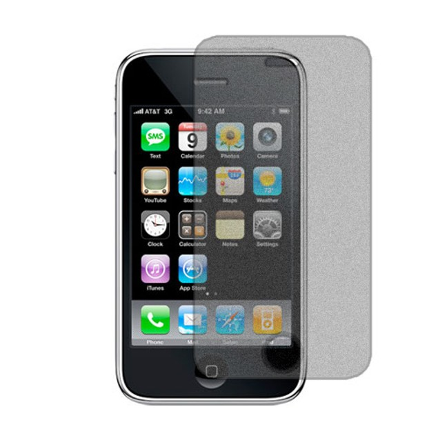 Apple iPhone 3G / 3G S Screen Protector