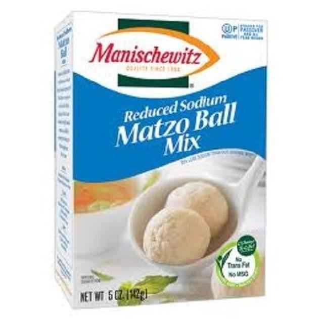 Manischewitz Matzo Ball Mix 5 oz