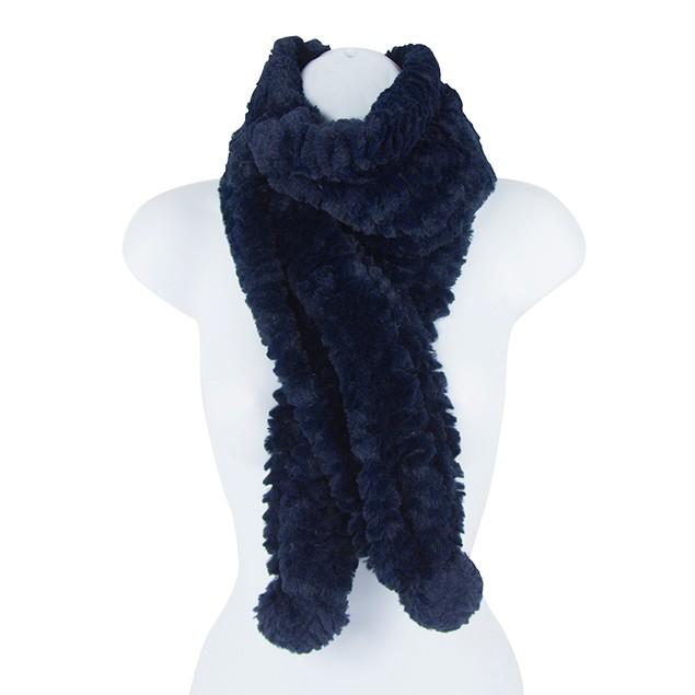 Posh Plush Scarves Faux Fur