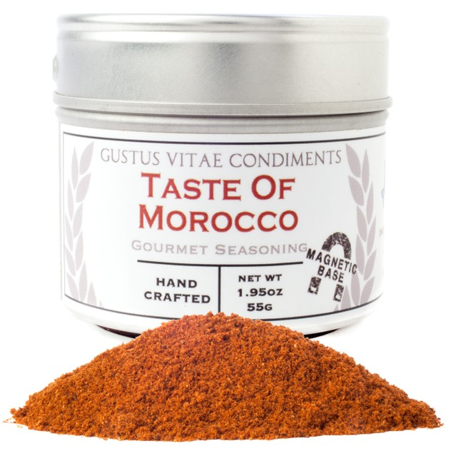 Taste of Morocco Gourmet Seasoning