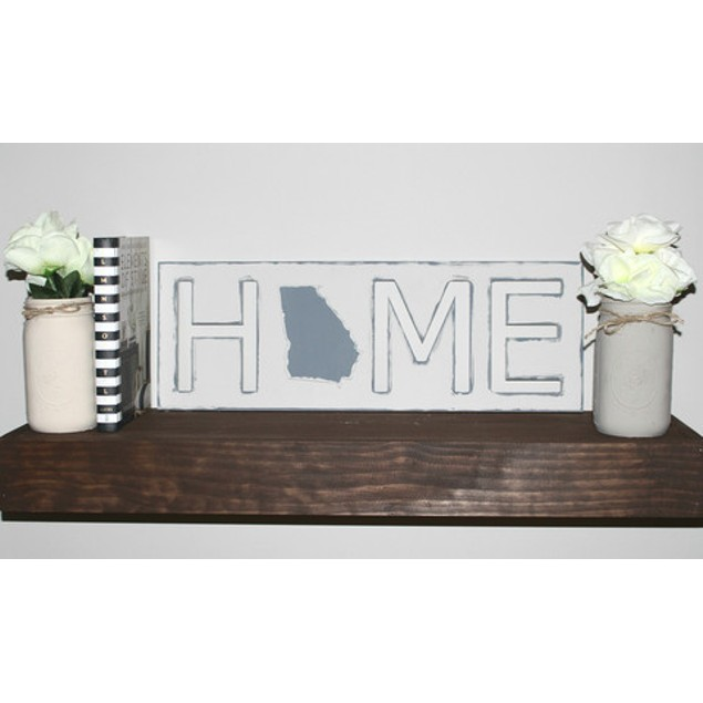 Home State Plaque Sign - Choose Your State!