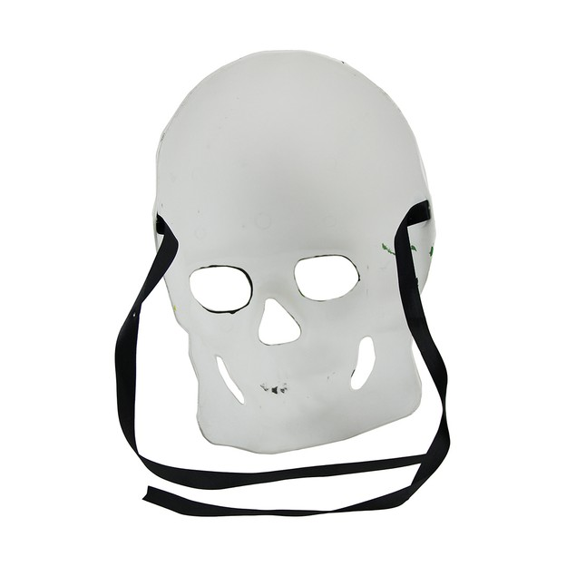 Dod Colorful Full Face Sugar Skull Adult Mask Mens Costume Masks