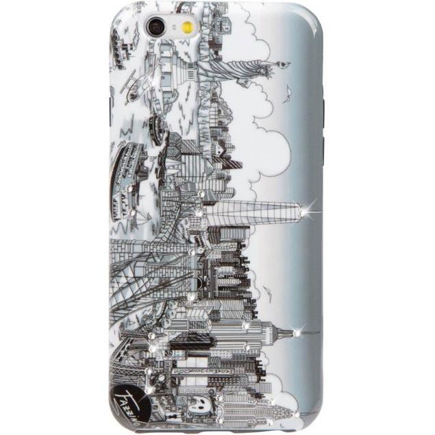 Fazzino Illusions of New York iPhone 6/6S Plus Case