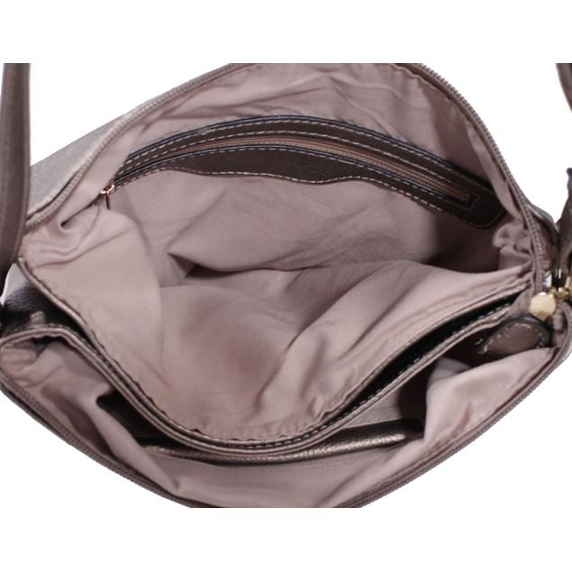 MKF Collection Cindy Multi Pocket Crossbody Bag by Mia K Farrow