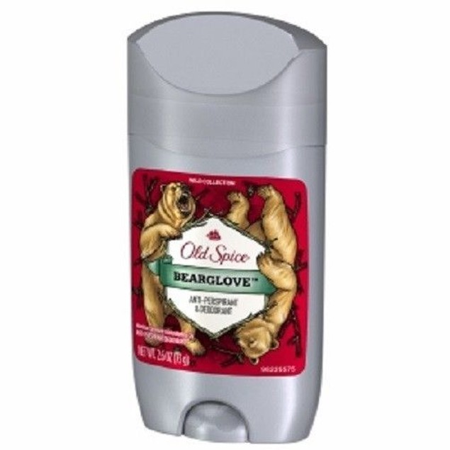 Old Spice Wild Collection Bearglove Scent Anti-Perspirant