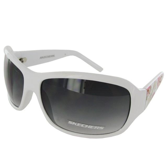 Skechers Womens SK 4024 Floral Fashion Sunglasses