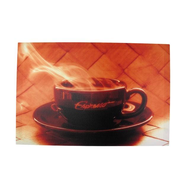 Rich `Espresso` Stretched Nylon Printed Artwork Prints