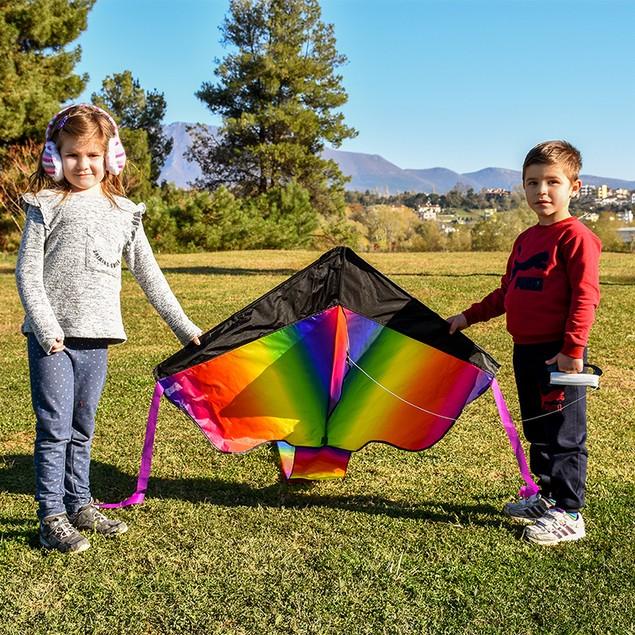 Extra Large Rainbow Kite