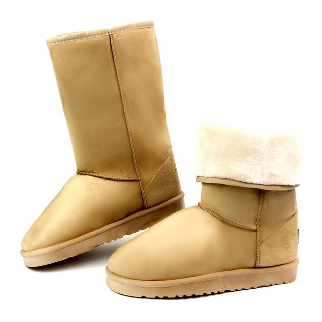 "Luxury Sheeps Australia Classic 12"" Tall Boots"