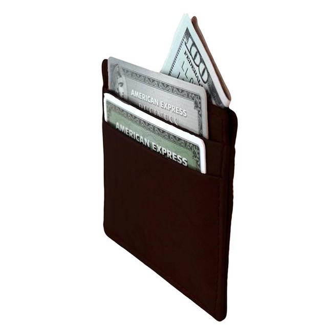 AFONiE Slim Leather Wallet