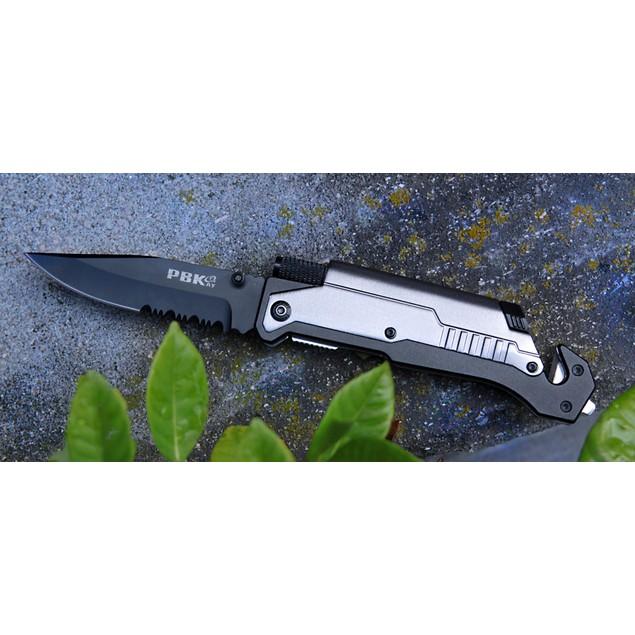 5 in 1 Tactical Survival Pocket Knife