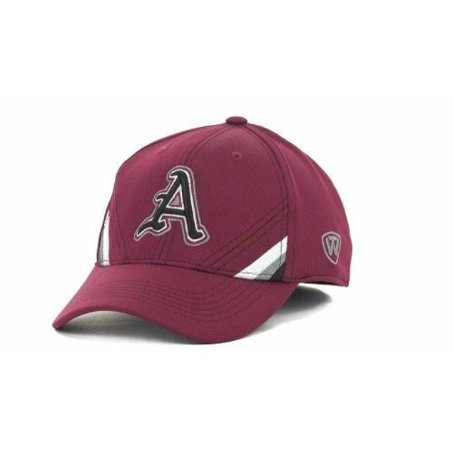 "Arkansas Razorbacks NCAA TOW ""Pace"" Stretch Fitted Hat"
