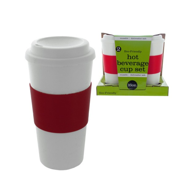 Eco-friendly Coffee Mug Set