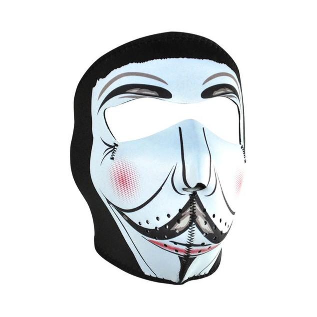 Vendetta Neoprene Full Face Mask