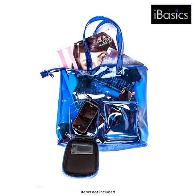 iBasics Beach Tote with Speaker