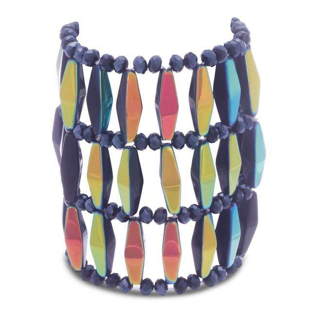 Midnight Statement Bracelet