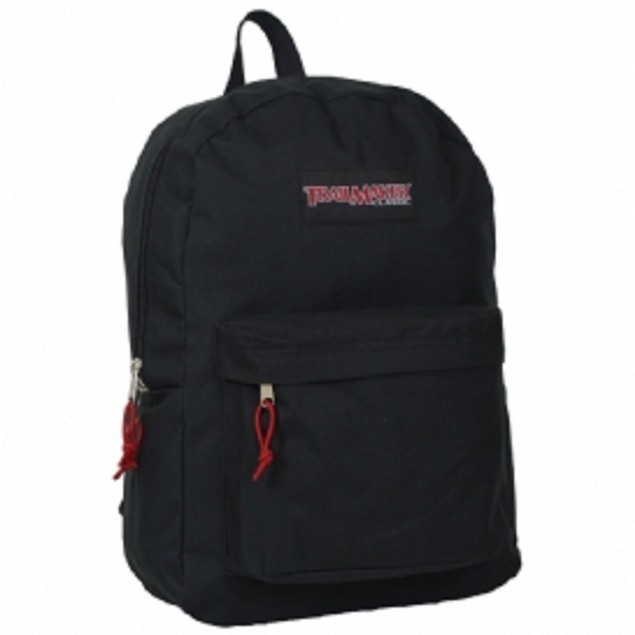 Black Trailmaker Backpack