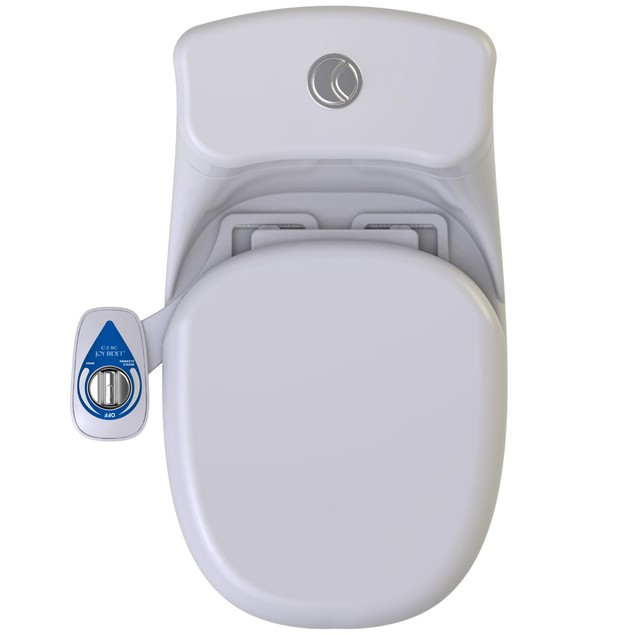 Joy Bidet C2-SC Self-Cleaning Bidet Toilet Seat Attachment