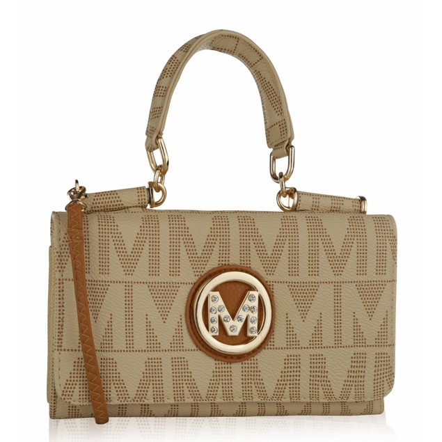 MKF Collection Luciene Milan 3 in 1 M Crossbody and Wallet by Mia K. Farrow