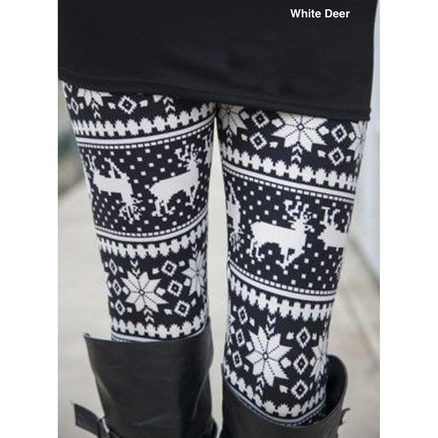 Lightweight Printed Leggings - Assorted Styles