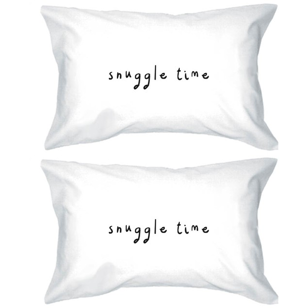 Snuggle Time Funny Pillowcases