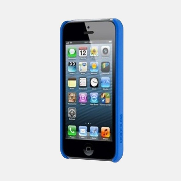 INCASE Pro Snap Case for iPhone 5 - Blue/Clear