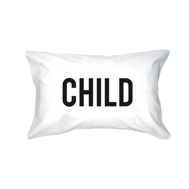 Moon Child Funny Pillowcases