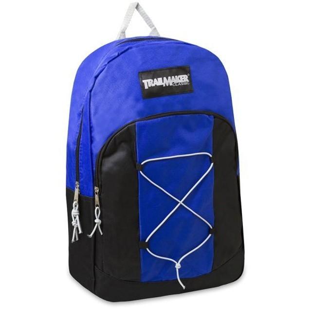 "Trailmaker 17 Inch Bungee ""Pop Bungee"" Backpack"