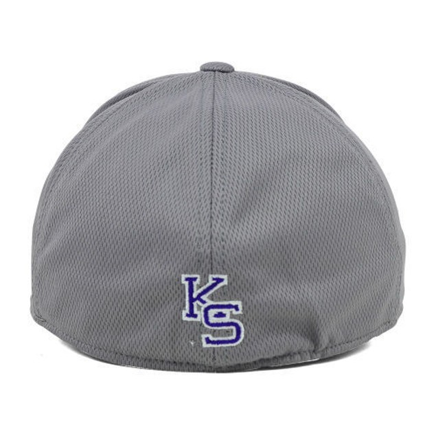 """Kansas State Wildcats NCAA TOW """"Booster"""" Memory Fitted Hat"""