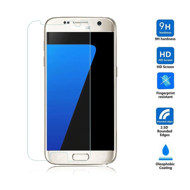 2-Pack Tempered Glass Screen Protector