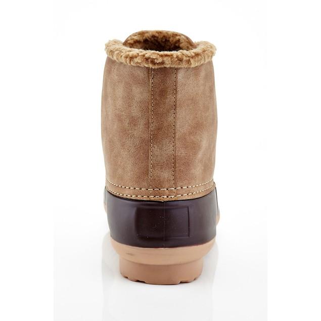 Henry Ferrera Mission Women's Water Resistant Duck Winter Boots Fur Lining