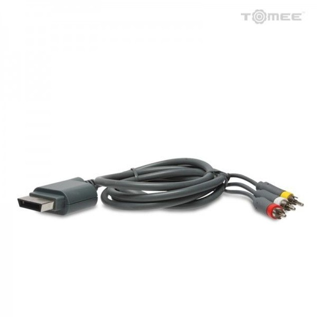 Xbox 360 AV Cable - Tomee