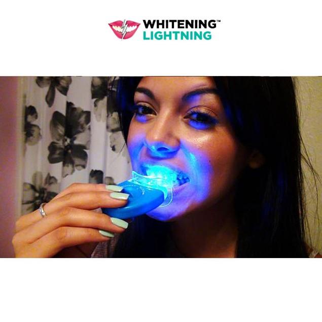 Whitening Lightning® Bright Express - Professional Teeth Whitening Kit