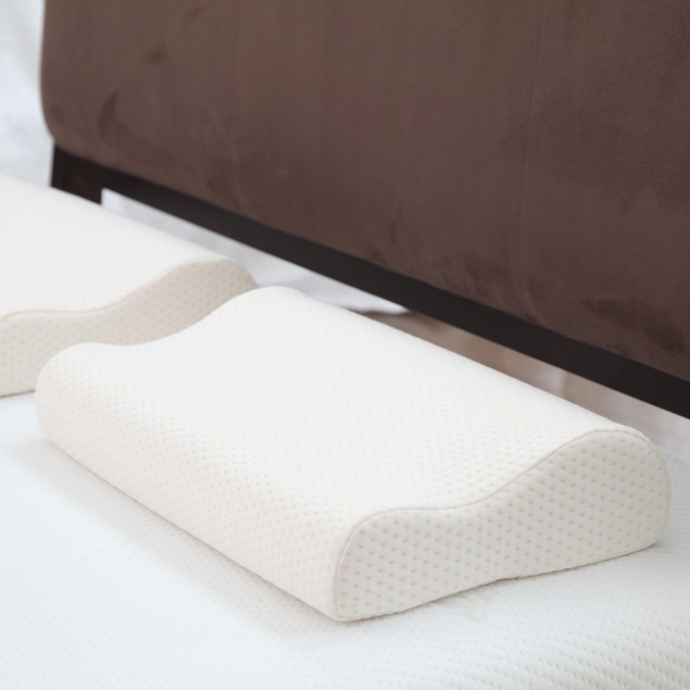 Remedy Deluxe Contour Pillow with Cover