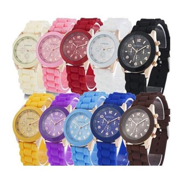 Geneva Jelly Watch