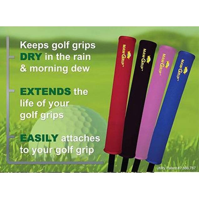 MawGrip Water Resistant Golf Grip Cover